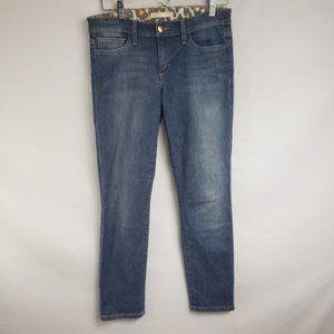 Joe's Jeans Wild Medium Wash Skinny Jeans